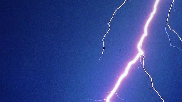 Lightning and Evasive Ink